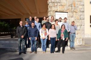 Foto grupo reunion eslovenia